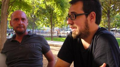 Entrevista a Paco Plaza y Jaume Balagueró